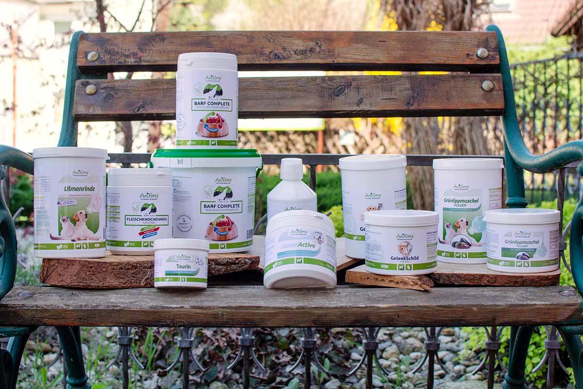 Nahrungsergänzung für ein gesundes und vitales Leben: ANTIFORTE